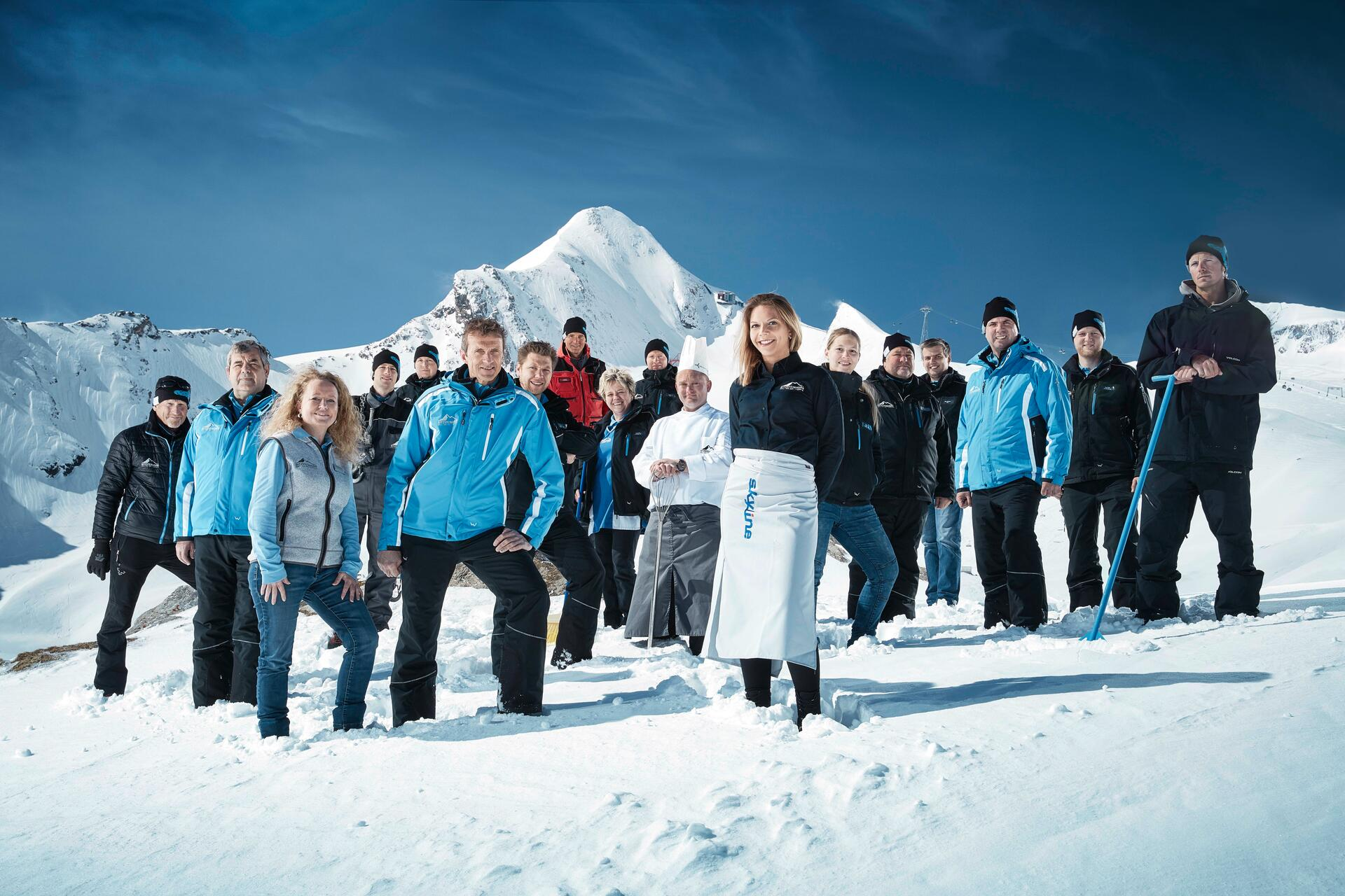 The mountain is calling you: Jobs on the Kitzsteinhorn | © Kitzsteinhorn