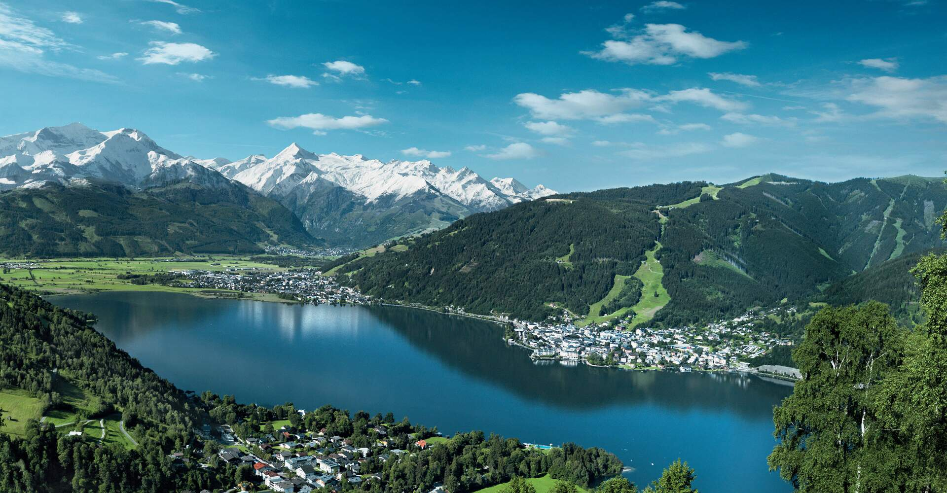 Zell am See - Kaprun: Glacier - Mountains - Lake | © Kitzsteinhorn