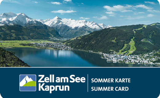 The Kitzsteinhorn is official partner of the Zell am See - Kaprun Summer Card | © Kitzsteinhorn