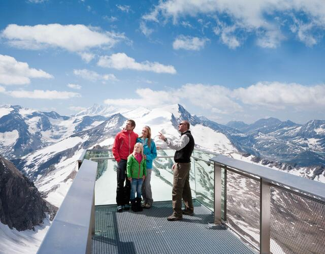 Guided National Park Ranger Tours | © Kitzsteinhorn