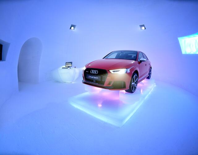 Ice Camp - Eisige Welt presented by Audi quattro