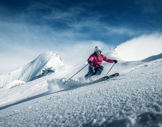 An XXL winter season with absolute snow reliability from October to May  | © Kitzsteinhorn