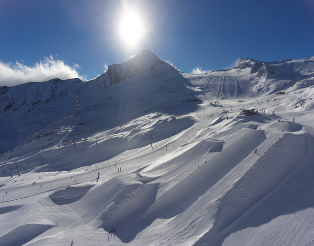 Open from December | © Kitzsteinhorn